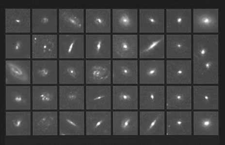 "A ""Hubble Atlas"" of Ancient Galaxies"