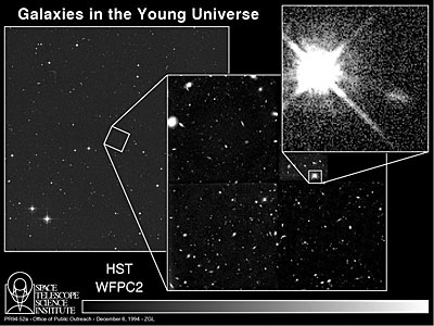 Galaxies in the Young Universe