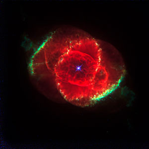 The Cat's Eye Nebula