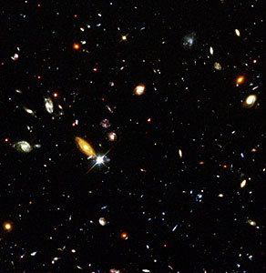 The Hubble Deep Field