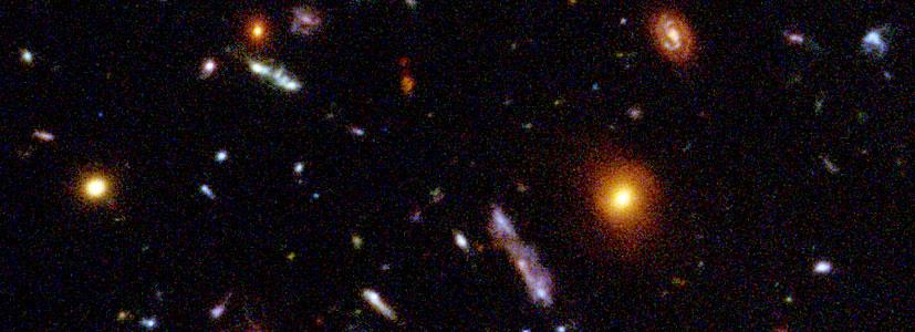 Hubble Deep Field Details