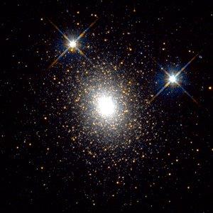 Globular Cluster in the Andromeda Galaxy