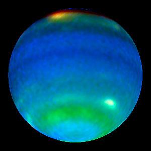 Neptune in Primary Colours