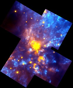 The Orion Nebula OMC-1 Region