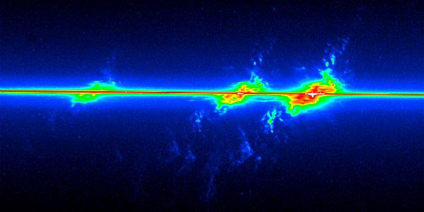 Fireworks Near Galaxy NGC 4151 (STIS Optical)