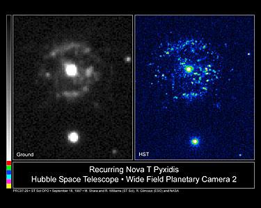 Recurring Nova T Pyxidis