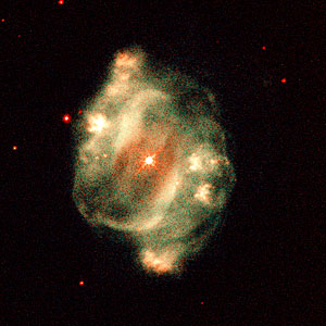 Hubble's Planetary Nebula Gallery. A View of NGC 5307