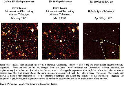 Supernova 1997ap