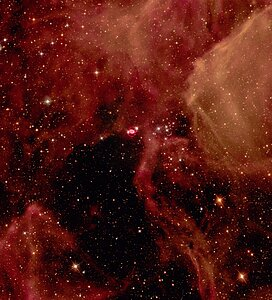 SN 1987a in the Large Magellanic Cloud