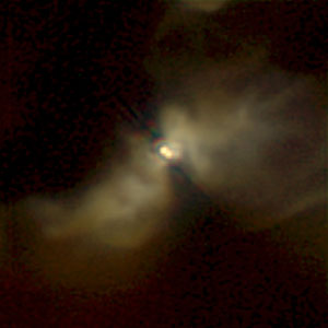 NICMOS Peers Through Dust to Reveal Young Stellar Disks. A View of IRAS 04248+2612