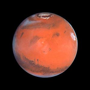 Mars at Opposition (the Elysium Region)