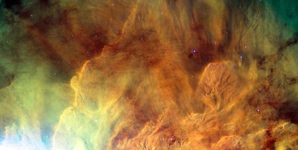 The metamorphosis of Messier 8