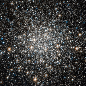 Globular Cluster M 10