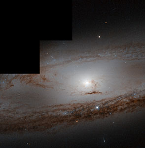 Messier 65 through the years