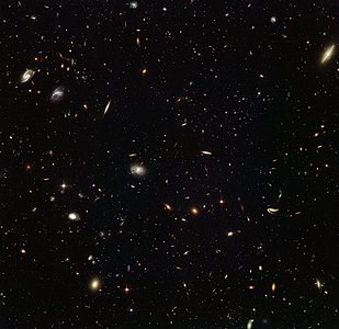 A galactic gathering