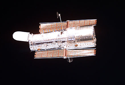 SM3A: Close-Up View of Hubble