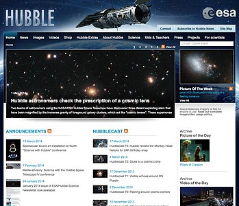 Georgia Bladon - ESA/Hubble Public Information Officer
