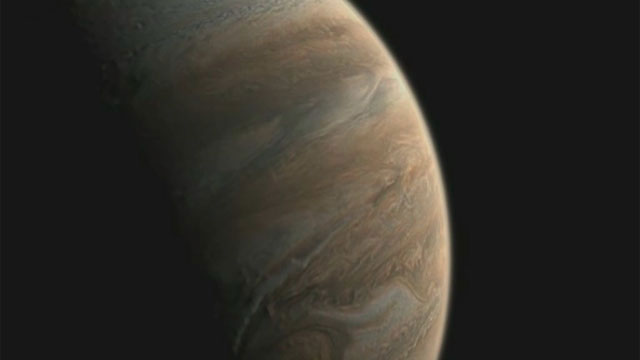 Jupiter - Close-up