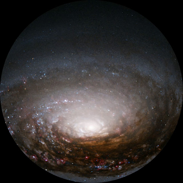 The Black Eye Galaxy
