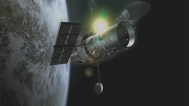 The NASA/ESA Hubble Space Telescope