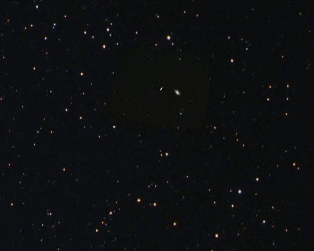 Zooming on M81