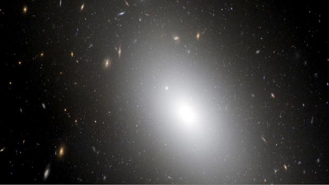 Panning on NGC 1132