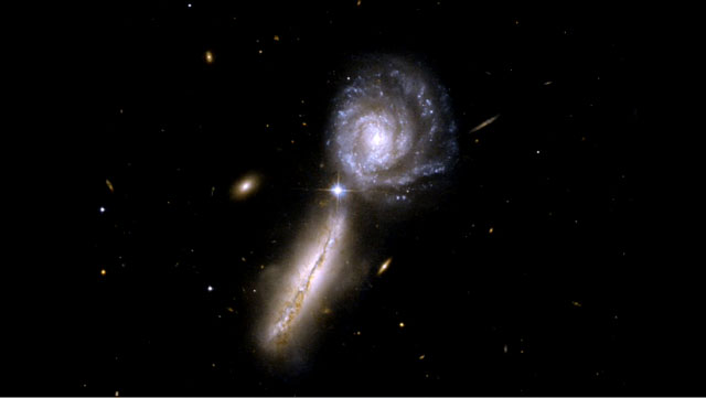 Merging galaxies galore