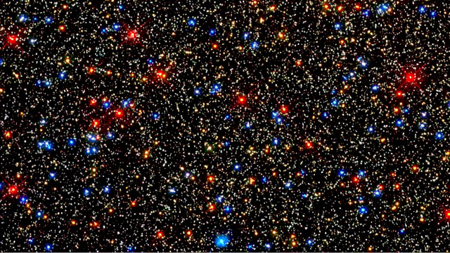 Hubble resolves myriad stars in dense star cluster (Omega Centauri Zoom)