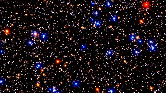 Motion of stars in Omega Centauri