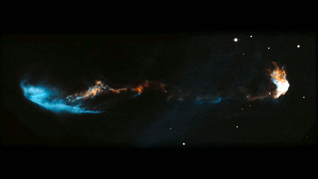 Stellar jet HH 47