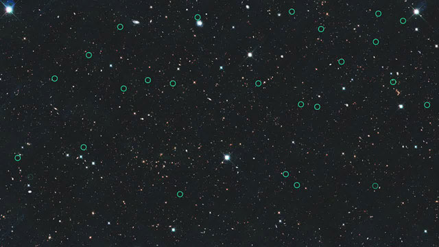Dwarf galaxies in the UDS field