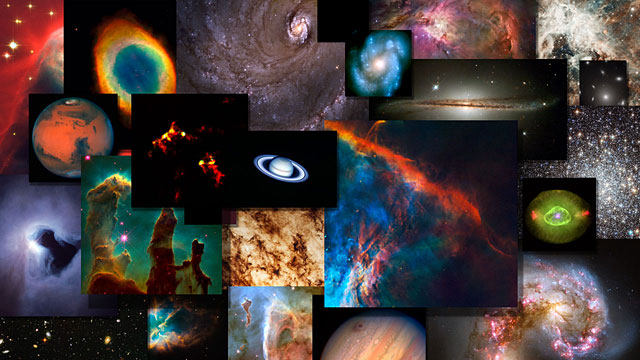 Hubblecast 54: 22 years in images