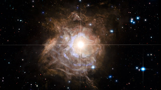 Hubblecast 71: Visible echoes around RS Puppis