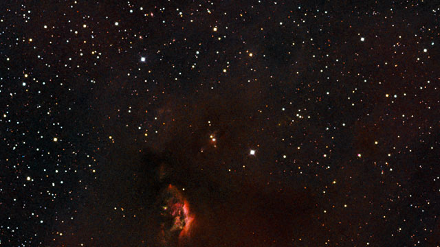Zooming in on XZ Tauri