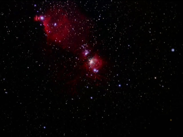 Zoom on Orion