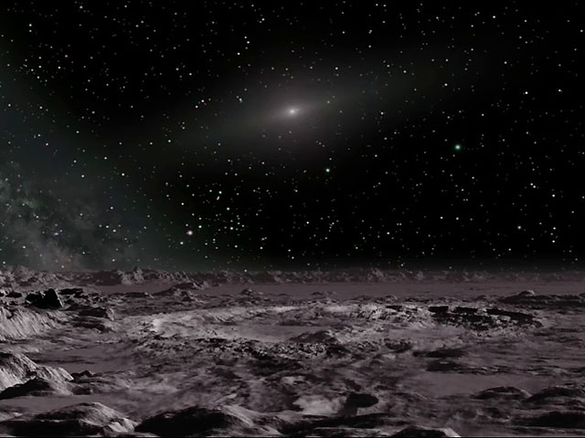 View from Sedna