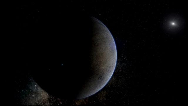 Artist's concept of dwarf planet Ceres