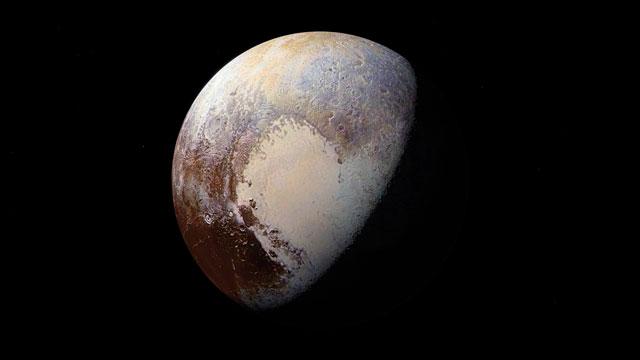 Pluto Esa Hubble