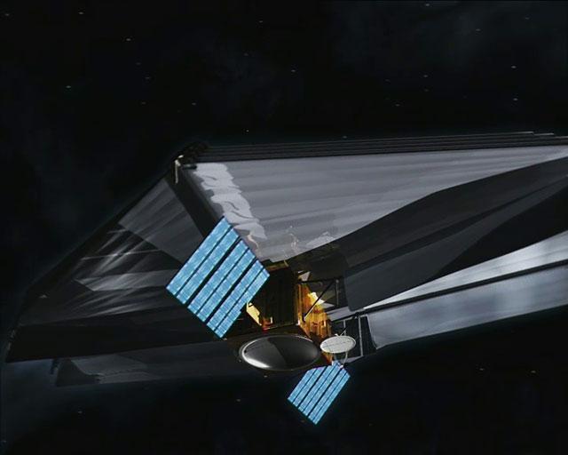 Hubble's successor, the James Webb Space Telescope