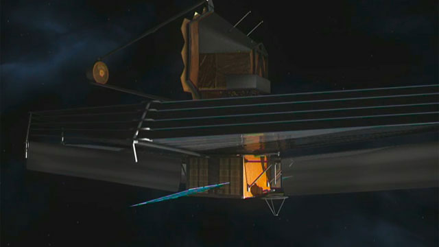 Hubble's successor, the James Webb Space Telescope