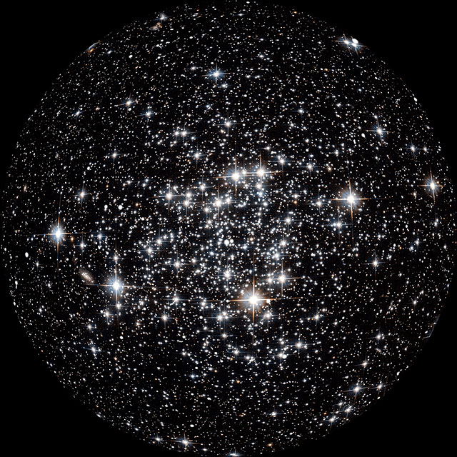 Terzan 7 cluster (fulldome)