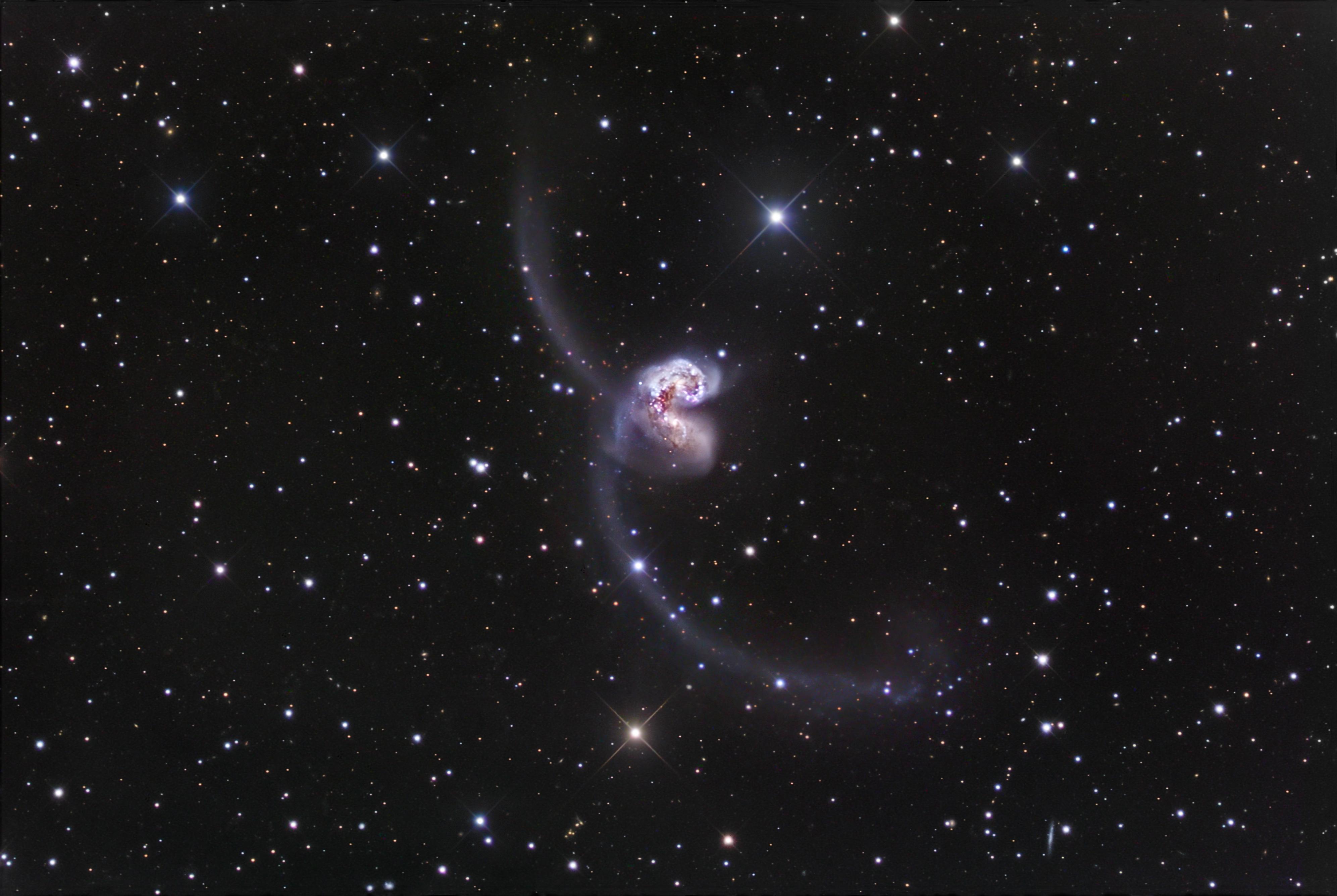 ring nebula coordinates - HD3985×2672