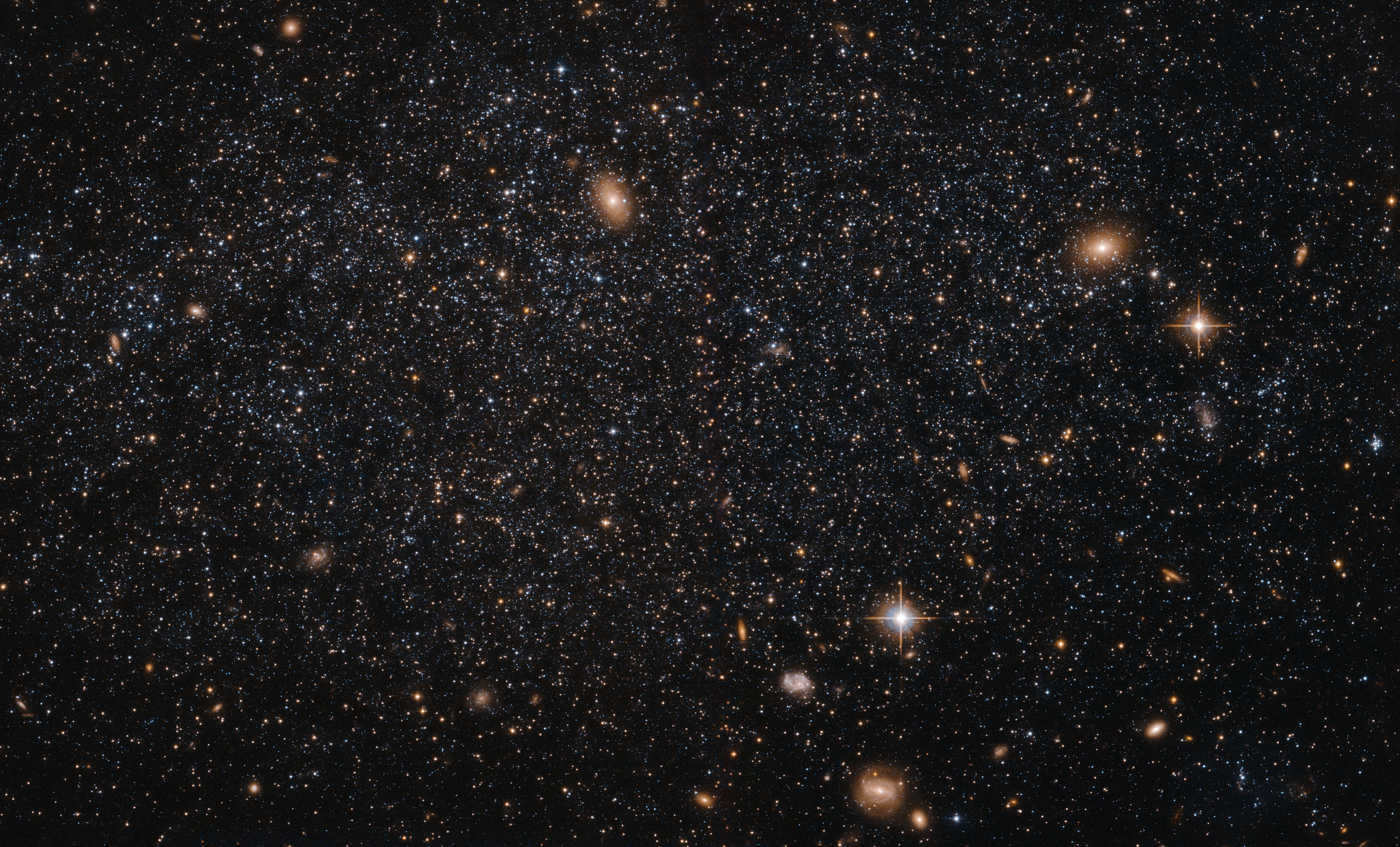A case of suspended animation? | ESA/Hubble