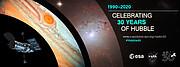 Hubble 30th anniversary