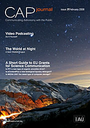 The Communicating Astronomy with the Public Journal #2 is out!