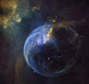 Still from Hubblecast 92: 26th anniversary