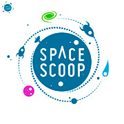 Space Scoop logo