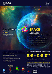 Our Place in Space banner — Chiavenna