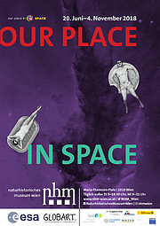 Official  poster of Our Place in Space Vienna