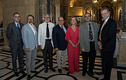 Speakers of the OPiS Vienna opening ceremony